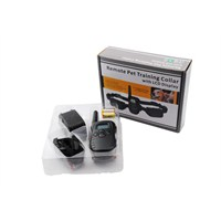 Imparator Remote Pet Training Collar 998D Köpek Havlama Önleyici