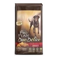 Proplan Duo Delice Taze Parça Etli Yetişkin Köpek Maması 10 Kg