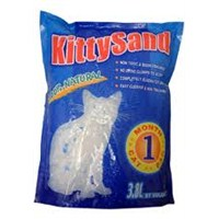 Kitty Sand Silica Kedi Kumu 3.8Lt