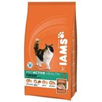 Iams Cat Adult Hairball Control Chicken Yetişkin Kediler İçin Tüy Yumağı Engelleyici Tavuklu Mama 2.55 Kg