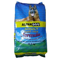 Alphadog Sığır Etli Yetişkin Kuru Köpek Maması 13.5 Kg