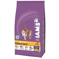 Iams Cat Kitten & Junior Chicken Tavuklu Yavru Kedi Kuru Mama 10 Kg