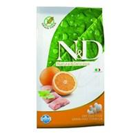 Farmina N&D Balıklı Portakallı Küçük Irk Yetişkin Köpek Maması 2,5 Kg