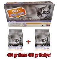 Proplan Tavuklu&Pirinçli Yavru Kedi Maması 400 Gr + 400 Gr (800Gr)