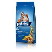 Brikkies Excel Dog Mix Fish Balıklı Köpek Maması 20 Kg