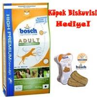 Bosch Yetişkin Seçici Köpekler İçin Kuru Köpek Maması 15 Kg Ödül Bisküvisi Hediyeli