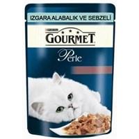 Purina Alabalıklı Ve Sebzeli Pouch Yetişkin Kedi Konservesi 85 Gr