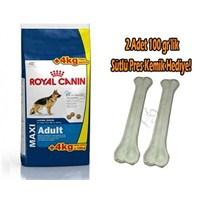 Royal Canin Maxi Adult Büyük Irk Kuru Köpek Maması 15+4 Kg Alana 2 Adet 100 Gr´Lik Sütlü Pres Kemik Hediye!