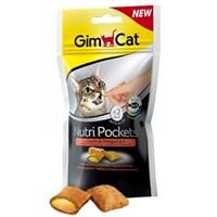 Gimcat Nutripockets Somonlu Ve Omega 3&6 Kedi Ödülü 60 Gr