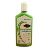 Dermaleen Medicated Itch Wash Köpek Şampuanı 250 Ml