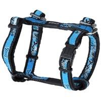 Rogz Small Köpek Göğüs Tasması 23-37 Cm Mavi
