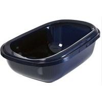 Moderna Megatray Açık Kedi Tuvaleti Lacivert 66 X 49 X 27 Cm