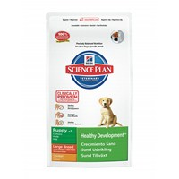 Hill's Science Plan Tavuklu Büyük Irk Yavru Köpek Maması 2,5 Kg (Puppy Healthy Development Large Breed with Chicken )