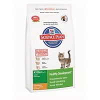 Hill's Science Plan Tavuklu Yavru Kedi Maması 400 Gr (Kitten Healthy Development with Chicken) gk