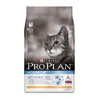 Pro Plan Ev Kedileri için Tavuklu Ve Pirinçli Yetişkin Kedi Maması 3 Kg (HOUSECAT Chicken&Rice)