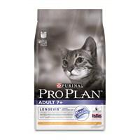Pro Plan İleri Yaştaki Kediler İçin Tavuklu Pirinçli Kedi Maması - 1,5 Kg (Adult +7 Chicken&Rice)