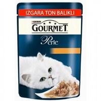 Purina Gourmet Perle Izgara Ton Balıklı Konserve Yaş Kedi Maması 85 Gr