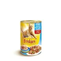 Friskies Somon Balıklı Alabalıklı Ve Sebzeli Kedi Konservesi 400 Gr