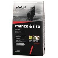 Golosi Cat Manzo & Rıso Sığır Etli, Tavuk Etli Ve Pirinçli Yetişkin Kedi Maması 1,5 Kg