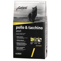 Golosi Cat Pollo & Tacchino Tavuklu, Hindili Ve Pirinçli Yetişkin Kedi Maması 400 Gr