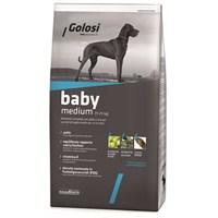 Golosi Dog Baby Medıum Tavuk Etli Ve Pirinçli Orta Irk Yavru Köpek Maması 2 Kg