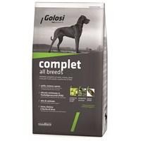 Golosi Dog Complet Tavuklu, Sığır Etli, Balıklı Ve Pirinçli Yetişkin Köpek Maması 12 Kg