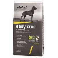 Golosi Dog Easy Croc Tavuk Etli Ve Pirinçli Orta Irk Yetişkin Köpek Maması 3 Kg fd