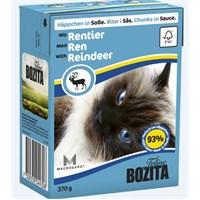 Bozita Tahılsız Ren Geyikli Kedi Konservesi 370 Gr