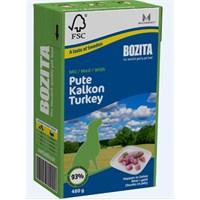 Bozita Hindi Aromalı Jöleli Parçalı Tetra Paket Köpek Konservesi (Chunks in Jelly with Turkey) 480 G