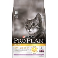 Pro Plan Düşük Kalorili Hindili Ve Pirinçli Kedi Maması - 3 Kg (LIGHT Turkey&Rice)