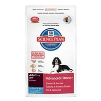 Hill's Science Plan Ton Balıklı Orta Irk Yetişkin Köpek Maması 12 Kg (Adult Advanced Fitness with Tuna & Rice) fd*