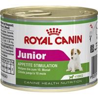 Royal Canin Chn Mini Junior Yavru Köpek Konservesi 195 Gr kk FD*