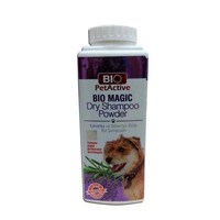 Bio Petactive Toz Köpek Şampuanı 150Gr