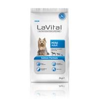 La Vital Dog Mini Adult Salmon Küçük Irk Somonlu Yetişkin Köpek Maması 2 Kg