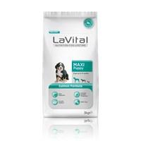 La Vital Dog Maxi Puppy Salmon Büyük Irk Somonlu Yavru Köpek Maması 3 Kg