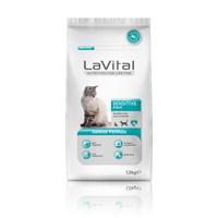 La Vital Cat Adult Sensitive Salmon Somonlu Yetişkin Kedi Maması 1,5 Kg