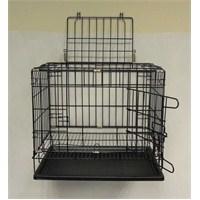 Petzoom Kedi Köpek Taşıma Kafesi 46*30*37