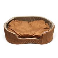 Flip Kedi Oval Yatak Medium 80*60*17 Cm