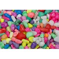 Renkli Çakıl 10 Kg (Xf20622b)(3-5Mm)