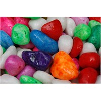 Renkli Çakıl 10 Kg (Xf20622d)(8-12Mm)