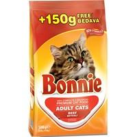 Bonnie Cat Beef Biftekli Yetişkin Kedi Maması 0,5 Kg
