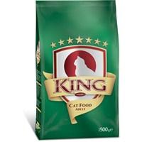 King Plus Cat Yetişkin Kedi Maması 1,5 Kg