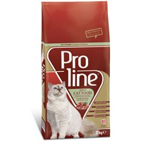 Proline Cat Lamb & Rice Kuzu Etli & Pirinçli Yetişkin Kedi Maması 15 Kg