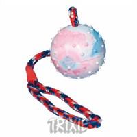 Trixie köpek ipli top oyuncağı 6cm - 30cm
