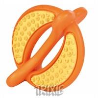 Trixie köpek natürel kauçuk oyuncak , dental 11cm