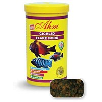 Ahm Marin Cichlid Flake Food 100 Ml.