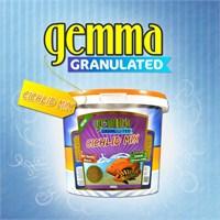 Gemma Cichlid Mix Granulated Balık Yemi 3000 Gr. / 10 Lt.