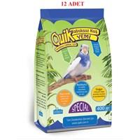 Quik Special Kabuksuz Kuş Yemi 400Gr 12'Li