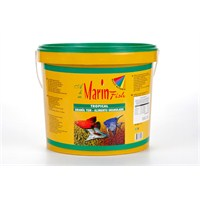 Tropical Gran.Food 10 Lt-3 Kg Balık Yemi