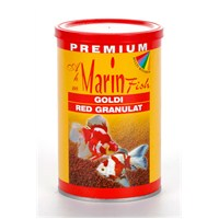 Goldi Red Gran.500 Ml Balık Yemi